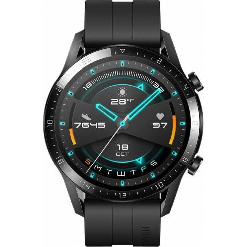 Huawei Watch GT 2 46mm Sport (Matte Black)