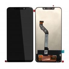 Οθόνη & Μηχανισμός Αφής Xiaomi Pocophone  F1 Black