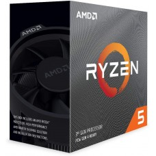 AMD Ryzen 5 3600 Box AM4 (3,600GHz) with Wraith Stealth cooler