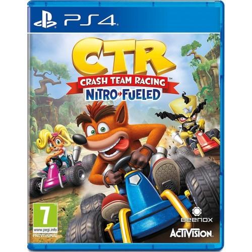 Crash Team Racing: Nitro-Fueled & Pre Order Bonus PS4