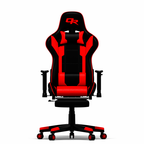 ONERAY BLACK-RED CHAIR GAMING(D0921-F)